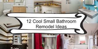 Bathroom Remodeling Ideas Small Bathroom Cool Decorating