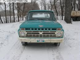 1966 Mercury M100 4x2-1966 Mercury 100