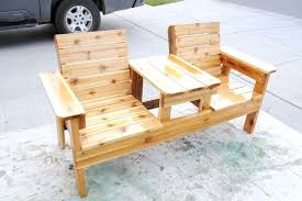 wooden patio furniture plans rinkainfo