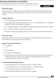if the standard form of a quadratic equation is a b c