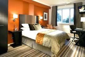 Brown And Orange Bedroom Ideas Impressive Ideas