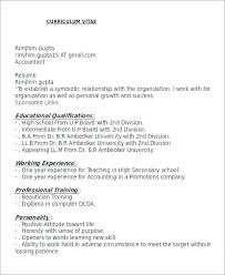Accounting Resume Format Hedge Fund Resume Sample Accountant Resume ...