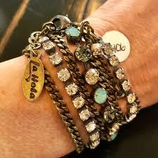la hola wrap bracelet nwt made in israel