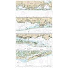Shinnecock Bay Nautical Chart Noaa Chart Shinnecock Bay To East Rockaway Inlet 12352