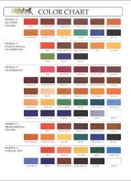Fiebings Suede Dye Color Chart Mbwarez Fiebings Institutional Leather Dye