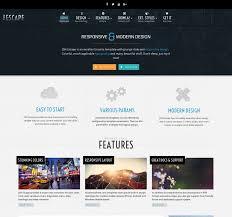 Business Portfolio Template Neat Design Joomla Template Modern Business Portfolio
