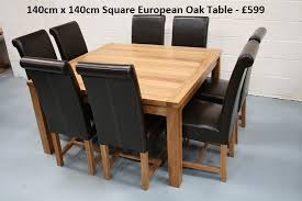 oak dining table seats 14 8 10 12 14 seater large round hoop base best dining