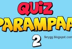 Download game quiz parampaa 1. Kunci Jawaban Quiz Parampaa 3 Kita Semua Lengkap Mas Fery S