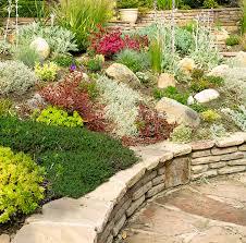 rock garden private residence