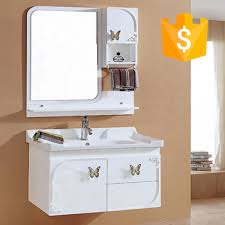 bathroom vanity, PVC washbasin cabinet design