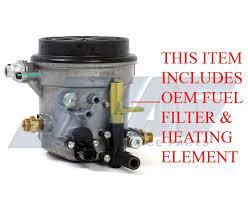99 03 ford 7 3l powerstroke diesel 03 F250 Fuel Filter Fuel Filter Ford F-250 Super Duty