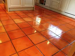 terracotta floor tiles after cleaning kingston on thames