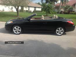 2005 Toyota Solara ii convertible – pictures, information and ...