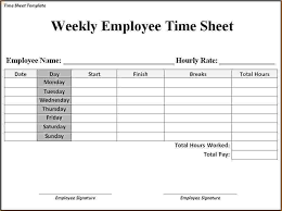 Time Sheet Free Ohye Mcpgroup Co