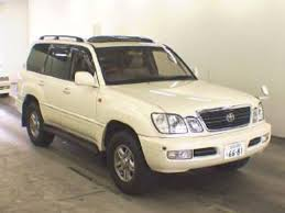 2001 Toyota LAND Cruiser Cygnus Pictures