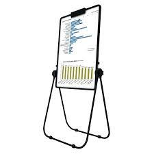 Walmart Flip Chart Flip Chart Easel Bi Office Premiere Easel Black Flip Chart
