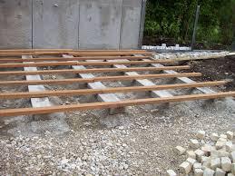 Terrasse Unterkonstruktion – Fer4.Com
