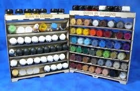 new s vertical paint storage units