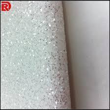 Goedkope Witte Gemengde Zilver Glitter Wallpapers Voor Wandbekleding