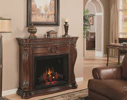 55 lexington empire cherry infrared electric fireplace