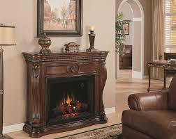 lexingten empire cherry infrared electric fireplace