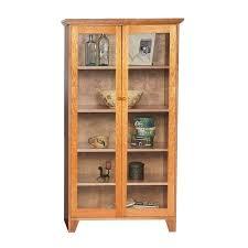doors for bookcase custom shaker bookcase full glass doors bookcase with glass doors uk