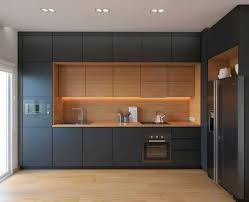 beautiful modern wood kitchen cabinet design 3