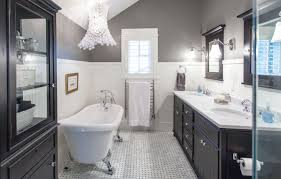 bathroom with wainscoting. View In Gallery Bathroom With Wainscoting A