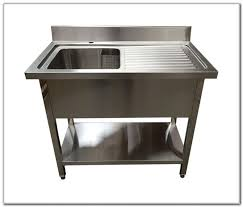 kitchen sink draining board home furniture design