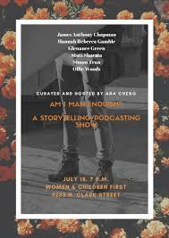 A Path to Conscientious Storytelling: An Interview with Ada Cheng