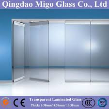 china 6 38mm 8 38mm clear laminated glass door cut to size china door glass acoustic glass