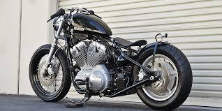 ryca motors harley sportster hardtail bobber
