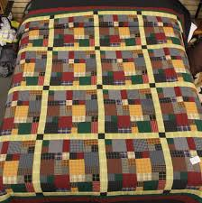 Homespun Quilt   Brick and Mortar Queen Quilt   Family Farm Quilts & Brick and Mortar Quilt – Queen Adamdwight.com