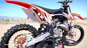 motocross action tests a trick 2014 ktm 125sx derestricted