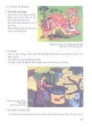 Bài 28: Vẽ tranh - Minh họa truyện cổ tích - Sách Giáo Khoa Âm Nhạc Và Mĩ  Thuật Lớp 8