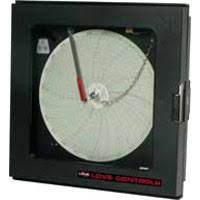 Water Pressure Chart Recorder Series Lcr10 Circular Chart Recorder Is A Single Pen