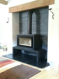slate fireplace surround kits freestanding wood heater tile and hearth