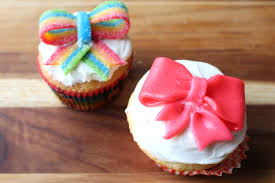 Decorating Cupcakes With Airheads A Girl And A Glue Gun
