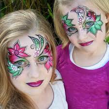 here below are some examples of her work if you would like to see more she has a website pixiesfaces com and face book page pixiesfacepainting