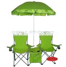 double folding camp chairs camping chair lookup with umbrella furniture table