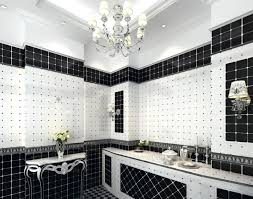 pictures of white tiled bathrooms. black and white tile bathroom design ideas pictures of tiled bathrooms t