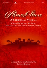 Almost There (Accompaniment DVD) sheet music - SATB choir sheet music by  Michael W. Smith, Wes King, Bradley Knight and Luke Gambill:  Brentwood-Benson Music ...