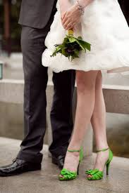 green shoes for wedding. green wedding shoes for h