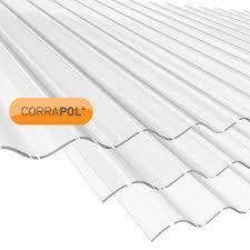 corrapol corrugated plastic roofing
