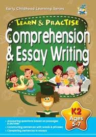 comprehension essay writing pg learn practice comprehension essay writing 40pg