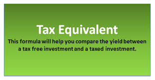 Tax Equivalent Yield Chart Pay Prudential Online