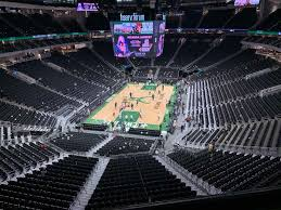 Fiserv Forum Seating Chart View Fiserv Forum View From Upper Level 228 Vivid Seats