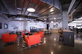 Office Award Qualtrics Seattle Hq In Finals For Geekwires Best Office Award