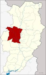 mueang nan district  amphoe location in nan province