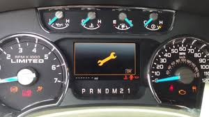 Ford Flex Dashboard Warning Lights F150 F250 Why Is My Transmission Fault Light On Ford Trucks